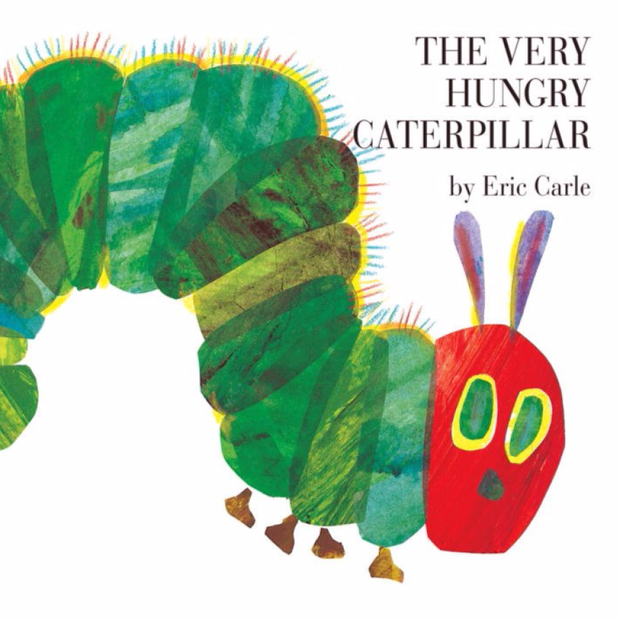 The Hungry Caterpillar by Eric Carle